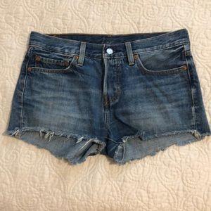 Levi's Shorts - Levi's 501 jean shorts